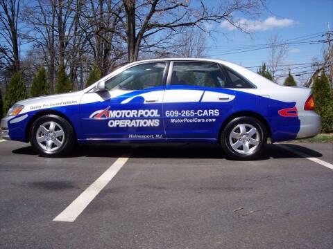 2007 Honda Pilot for sale at Motor Pool Operations in Hainesport NJ