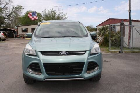 2013 Ford Escape for sale at Fabela's Auto Sales Inc. in Dickinson TX
