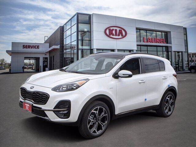 2022 Kia Sportage for sale in Laurel, MD