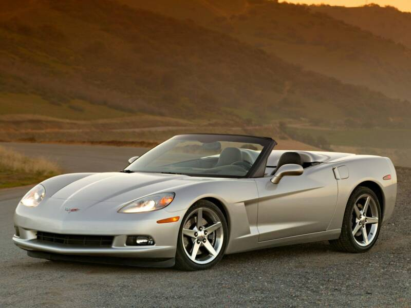 2006 Chevrolet Corvette for sale at Bill Kay Corvette's and Classic's in Downers Grove IL