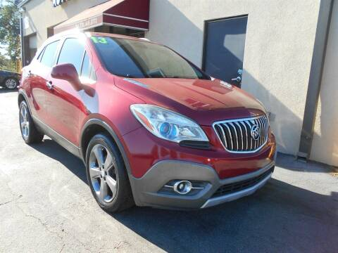 2013 Buick Encore for sale at AutoStar Norcross in Norcross GA
