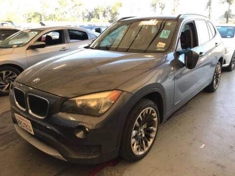 2014 BMW X1 for sale at SoCal Auto Auction in Ontario CA