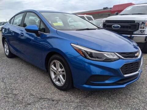 2016 Chevrolet Cruze for sale at EMG AUTO SALES in Avenel NJ