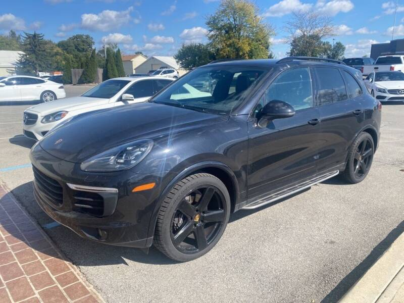 2018 Porsche Cayenne for sale at Coast to Coast Imports in Fishers IN