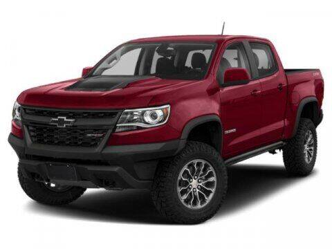 2019 Chevrolet Colorado for sale at SHAKOPEE CHEVROLET in Shakopee MN