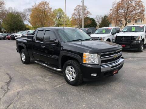 2009 Chevrolet Silverado 1500 for sale at WILLIAMS AUTO SALES in Green Bay WI
