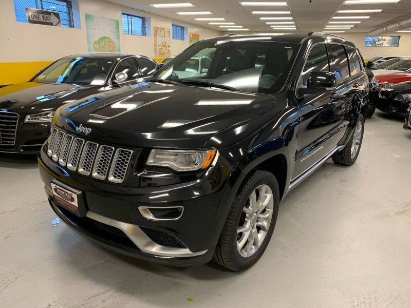 2016 Jeep Grand Cherokee for sale at Newton Automotive and Sales in Newton MA