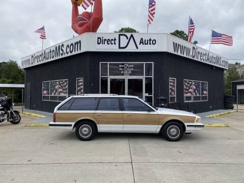 1994 Buick Century for sale at Direct Auto in D'Iberville MS