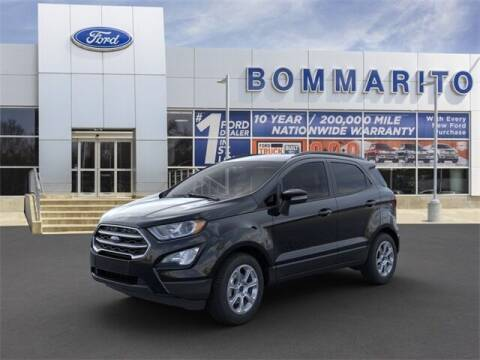 2021 Ford EcoSport for sale at NICK FARACE AT BOMMARITO FORD in Hazelwood MO