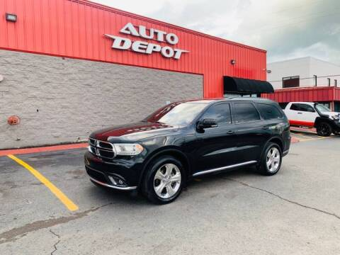 2015 Dodge Durango for sale at Auto Depot of Madison in Madison TN
