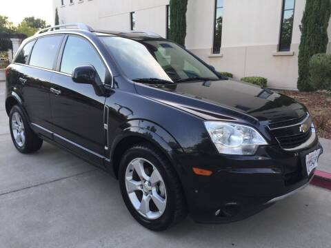 2014 Chevrolet Captiva Sport for sale at Auto King in Roseville CA