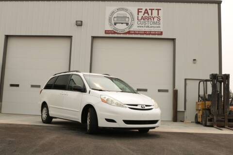 2009 Toyota Sienna for sale at Fatt Larry's Customs in Sugar City ID