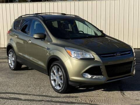 2013 Ford Escape for sale at Miller Auto Sales in Saint Louis MI