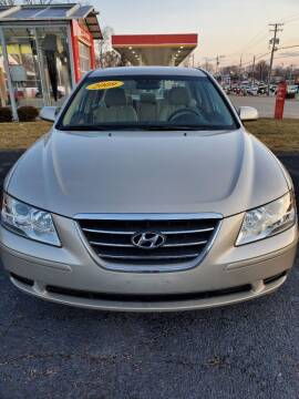 2009 Hyundai Sonata for sale at Discount Auto World in Morris IL