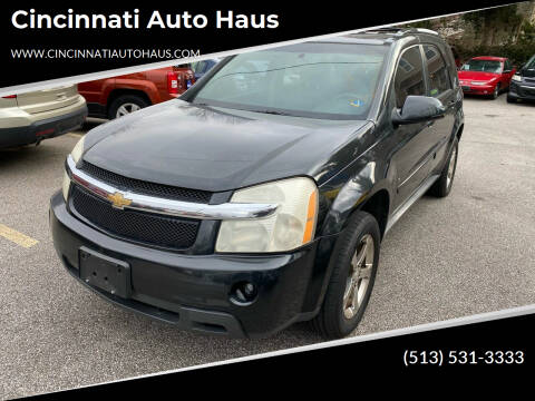 2008 Chevrolet Equinox for sale at Cincinnati Auto Haus in Cincinnati OH