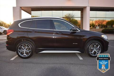 2018 BMW X1 for sale at GOLDIES MOTORS in Phoenix AZ