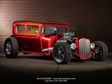 1929 Ford Tudor for sale at Sierra Classics & Imports in Reno NV