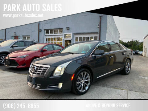 2013 Cadillac XTS for sale at PARK AUTO SALES in Roselle NJ