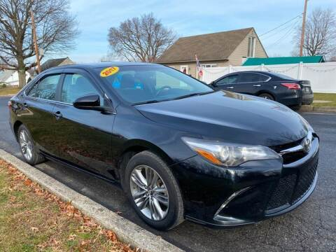 2017 Toyota Camry for sale at ELIAS AUTO SALES in Allentown PA