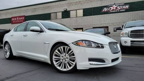 2012 Jaguar XF for sale at All-Star Auto Brokers in Layton UT