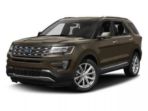 2017 Ford Explorer for sale at Stephen Wade Pre-Owned Supercenter in Saint George UT