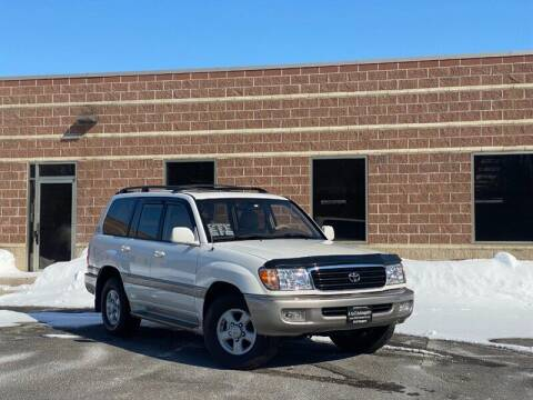 2000 Toyota Land Cruiser for sale at A To Z Autosports LLC in Madison WI