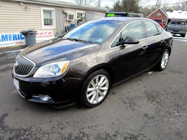 2012 Buick Verano for sale at American Auto Group Now in Maple Shade NJ