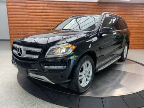 2015 Mercedes-Benz GL-Class for sale at Dixie Imports in Fairfield OH