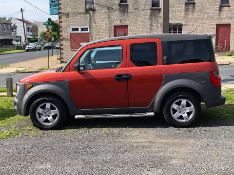 2003 Honda Element for sale at Centre City Imports Inc in Reading PA