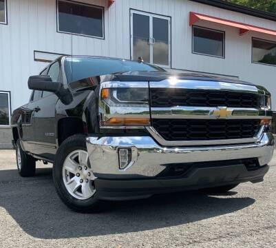2016 Chevrolet Silverado 1500 for sale at Bailey Brand in Clarksburg WV