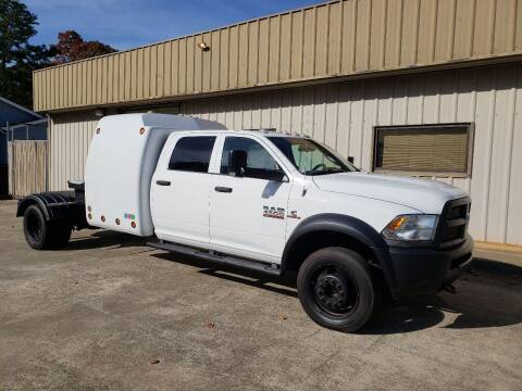 2014 RAM Ram Chassis 4500 for sale at M & A Motors LLC in Marietta GA