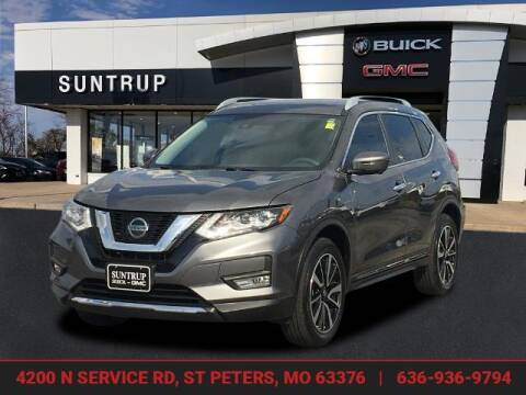 2019 Nissan Rogue for sale at SUNTRUP BUICK GMC in Saint Peters MO