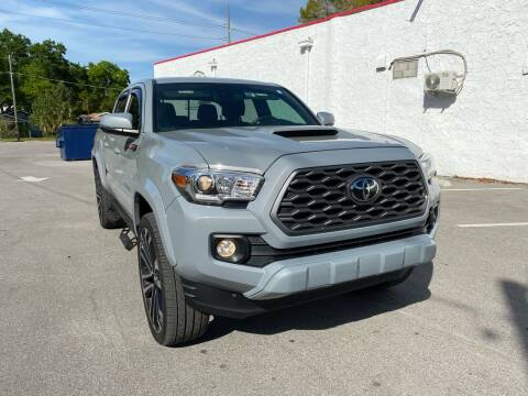 2020 Toyota Tacoma for sale at Consumer Auto Credit in Tampa FL