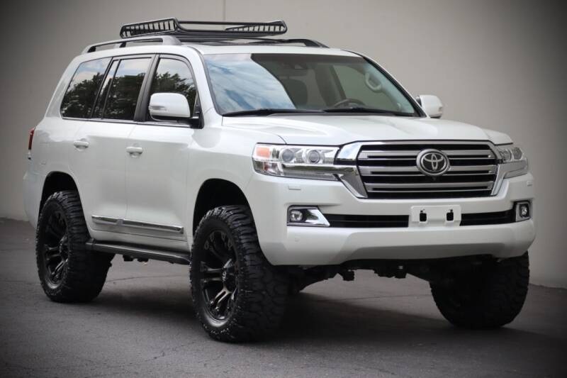 2017 Toyota Land Cruiser for sale at MS Motors in Portland OR