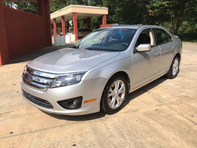 2012 Ford Fusion for sale in Statham, GA