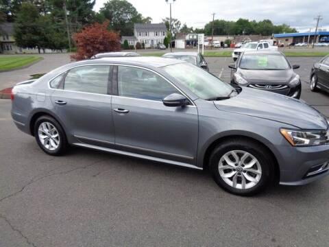 2016 Volkswagen Passat for sale at BETTER BUYS AUTO INC in East Windsor CT