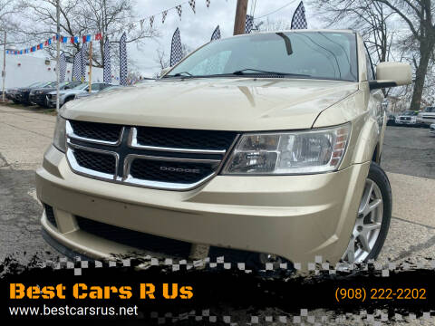 2011 Dodge Journey for sale at Best Cars R Us in Plainfield NJ