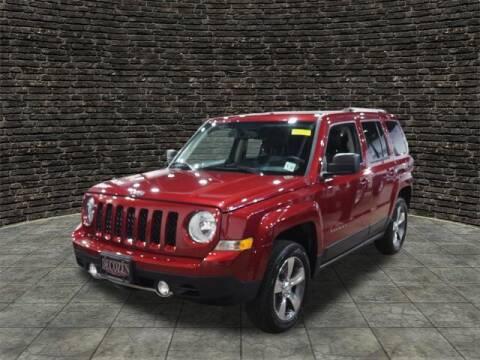 2017 Jeep Patriot for sale at Montclair Motor Car in Montclair NJ
