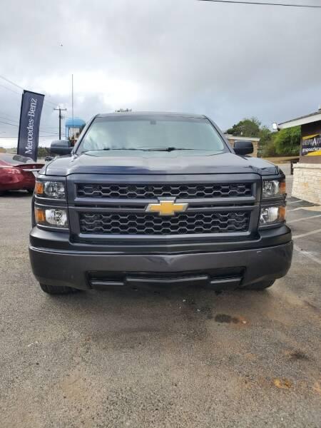 2014 Chevrolet Silverado 1500 for sale at Progressive Auto Plex in San Antonio TX