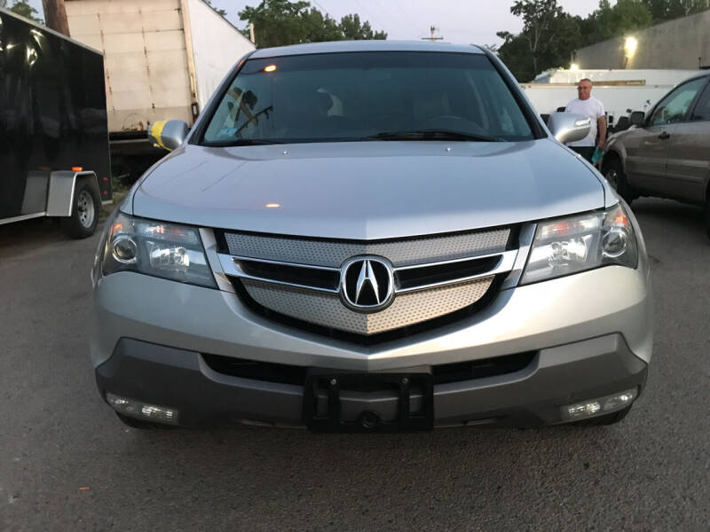2007 Acura MDX for sale at Worldwide Auto Sales in Fall River MA