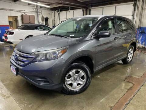 2014 Honda CR-V for sale at Sonias Auto Sales in Worcester MA