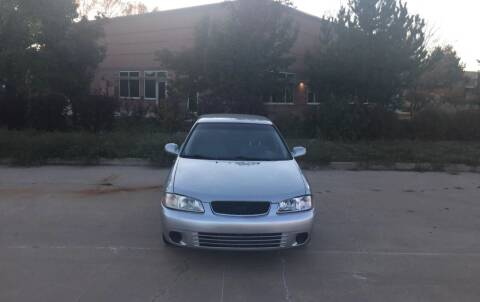 2003 Nissan Sentra for sale at QUEST MOTORS in Englewood CO