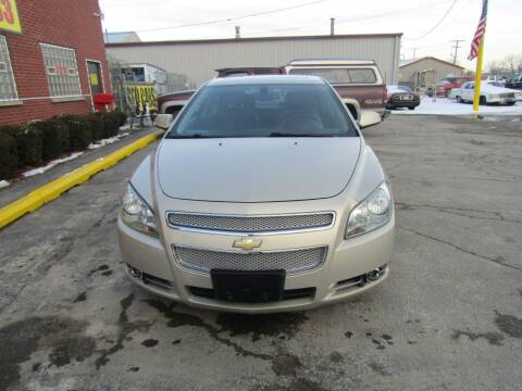 2011 Chevrolet Malibu for sale at X Way Auto Sales Inc in Gary IN