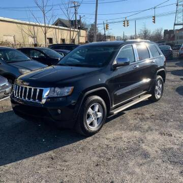 2012 Jeep Grand Cherokee for sale at Millennium Auto Group in Lodi NJ
