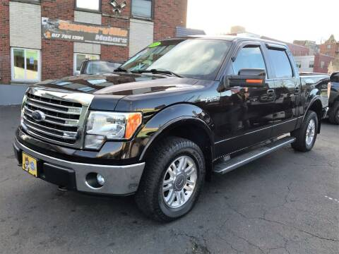 2014 Ford F-150 for sale at Somerville Motors in Somerville MA