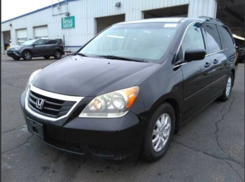 2009 Honda Odyssey for sale at HW Used Car Sales LTD in Chicago IL