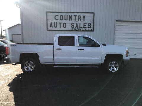 2014 Chevrolet Silverado 1500 for sale at COUNTRY AUTO SALES LLC in Greenville OH