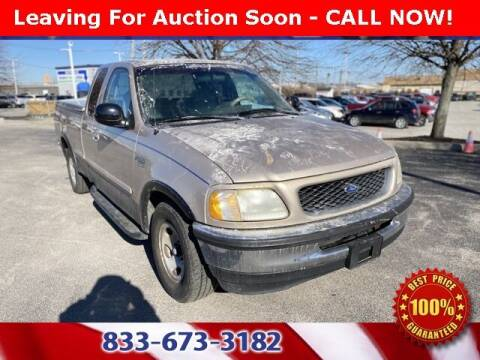 1998 Ford F-150 for sale at Glenbrook Dodge Chrysler Jeep Ram and Fiat in Fort Wayne IN