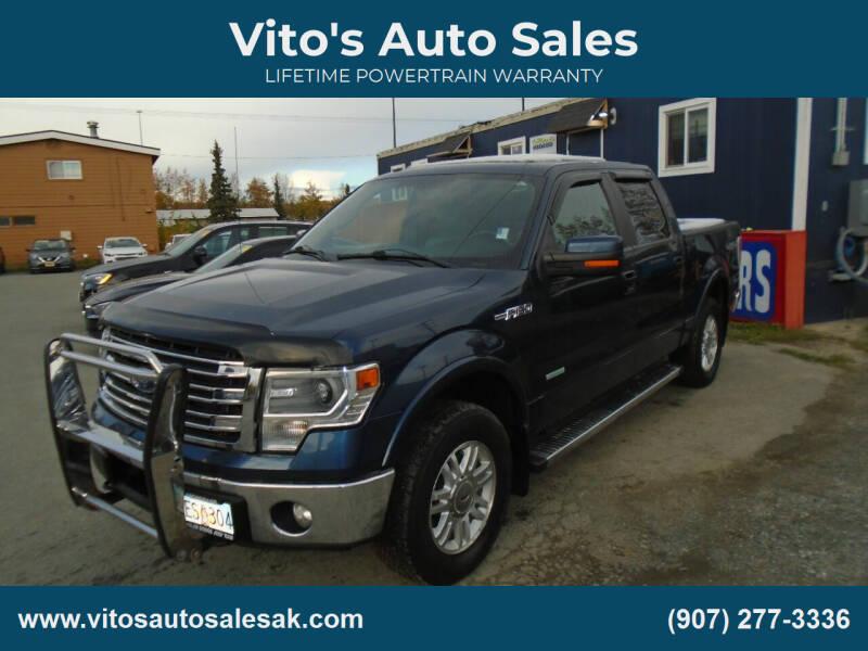 2013 Ford F-150 for sale at Vito's Auto Sales in Anchorage AK