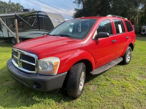 2004 Dodge Durango for sale at Right Price Auto Sales-Gainesville in Gainesville FL